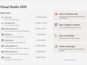 VS 2019 首个预览版发布,提升开发者效率